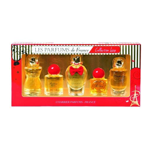 Les Parfums de France - Coffret Luxe