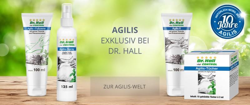 Agilis-Pflegeserie