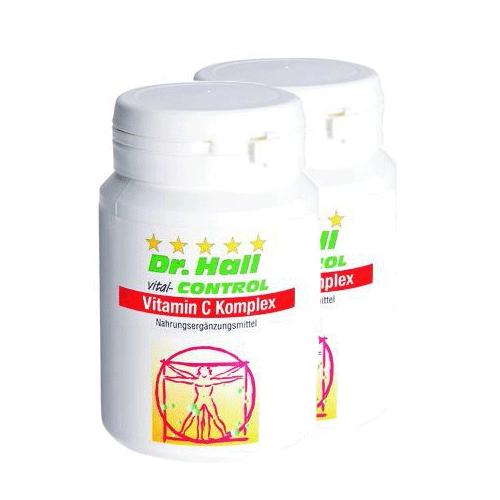 Vitamin C Komplex, 2 x 30 Kautabletten