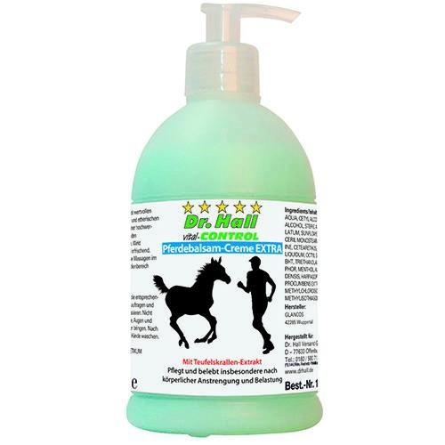 Pferdebalsam-Creme EXTRA 500 ml