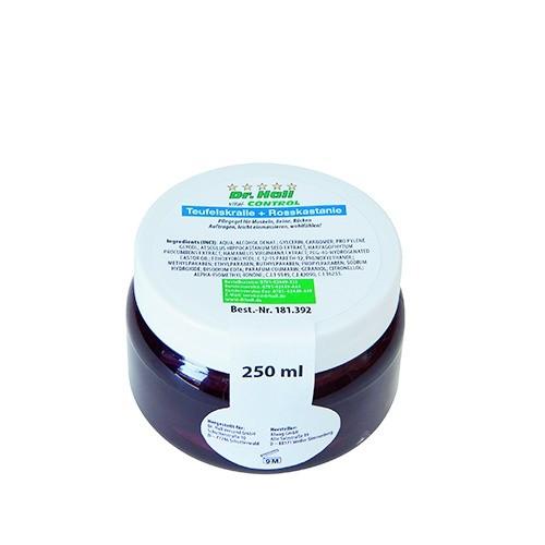 Teufelskralle + Rosskastanie, 250 ml Gel