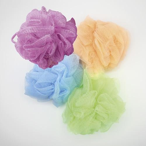 Duschblumen-Netzschwämmchen, 2er