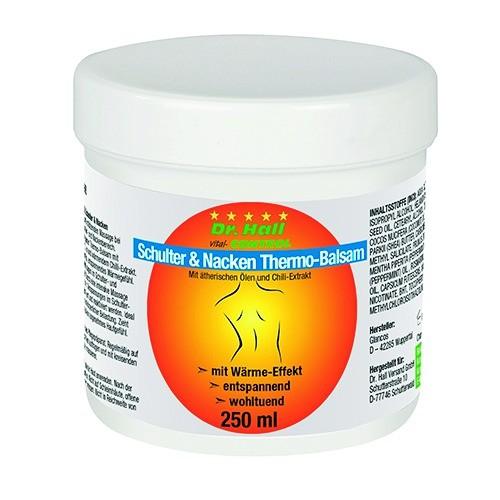 Schulter & Nacken Thermo-Balsam, 250 ml