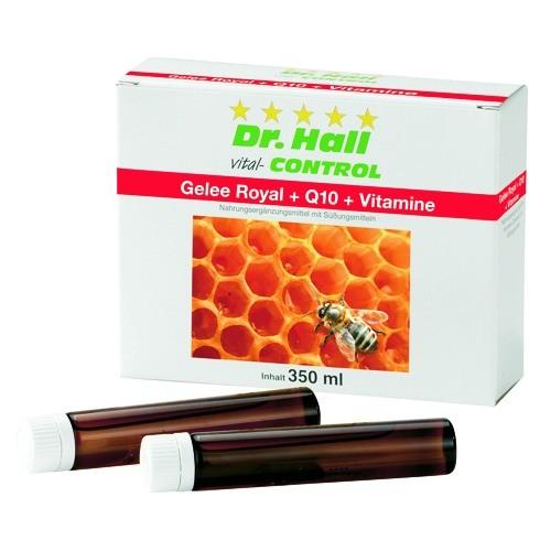 Gelee Royal + Q10 + Vitamine, 14 Trinkampullen