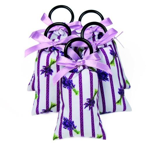 481692 Lavendel-Duftsäckchen, 5er-Set