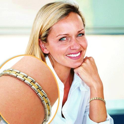 Magnet-Armband für die Frau