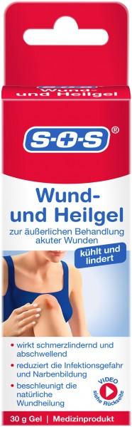 SOS Wund- und Heilgel, 30 g