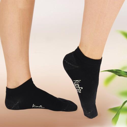 Bambus-Socken mit Kupfer, 3er Set