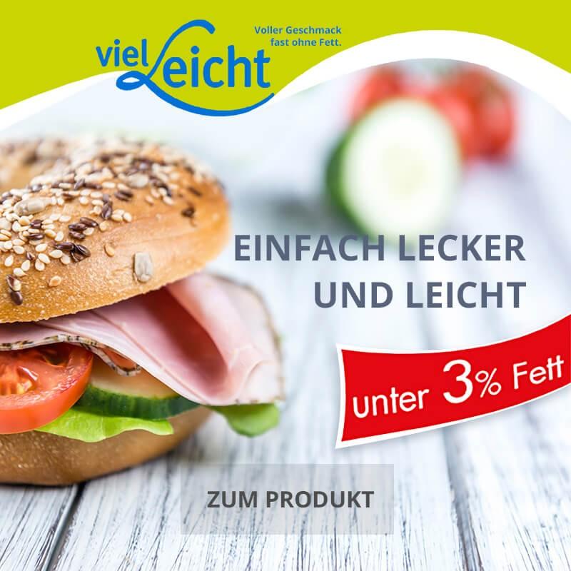 fettarme VielLeicht Wurst
