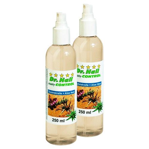 Teufelskralle + Aloe Vera-Spray, 2 x 250 ml