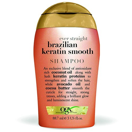 OGX Shampoo Brazilian Keratin smooth, 88,7 ml