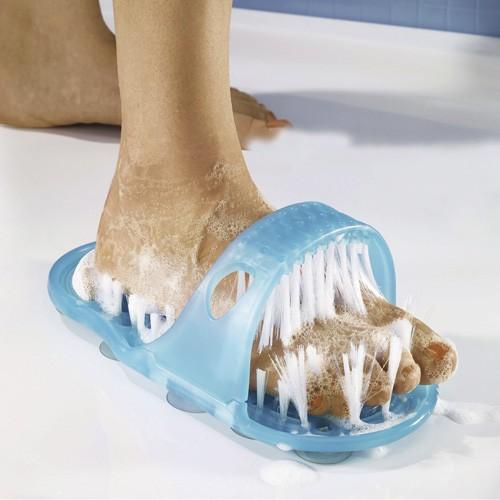 Fußwaschanlage