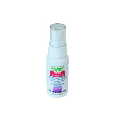 TURBO Vitamin B12 Spray, 25 ml