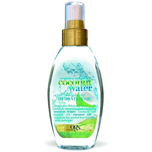 OGX Coconut Water weightless HYDRATION OIL, 118 ml