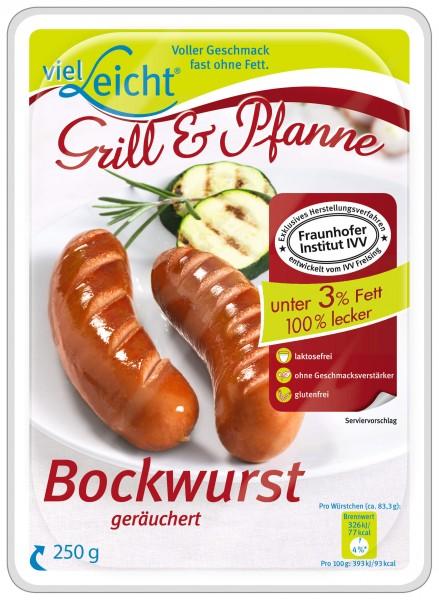 Bockwurst, geräuchert, 250 g