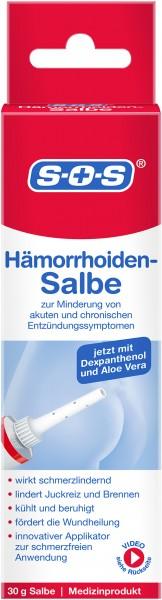 SOS Hämorrhoiden-Salbe, 30 g