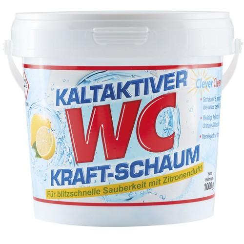 440036 WC-Kraftschaum-Reiniger, kaltaktiv