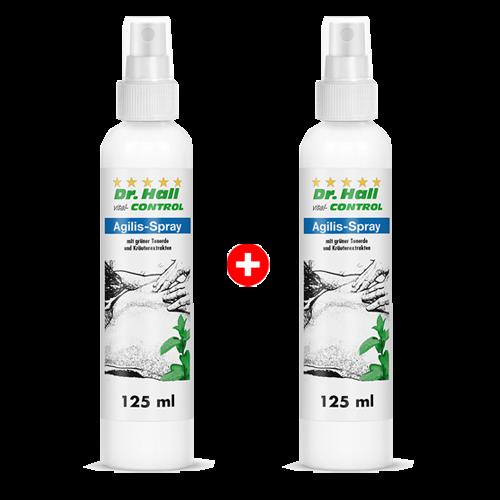 Agilis-Spray, 2 x 125 ml