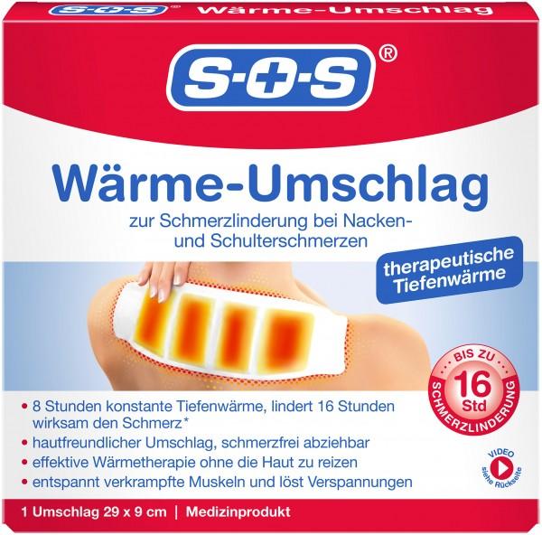 SOS Wärme-Umschlag, 1 Stück