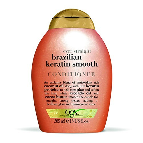 OGX Conditioner Brazilian Keratin smooth, 385 ml