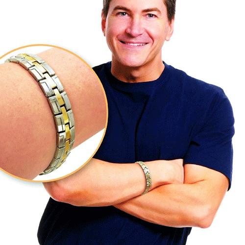 Magnet-Armband für den Mann